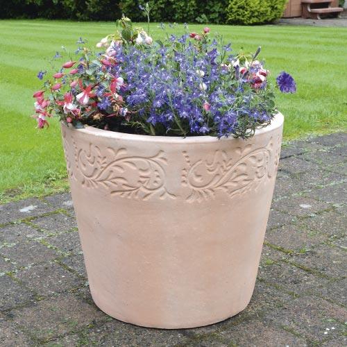 Mims Terracotta Planter
